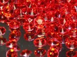 Red Scatter Crystals