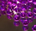 Purple Scatter Crystals