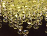 Yellow Scatter Crystals