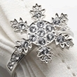 Snowflake Table Napkin Ring