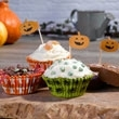 Happy Halloween Cake Cases and Picks