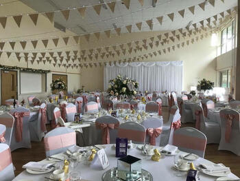 Lighting & Bunting